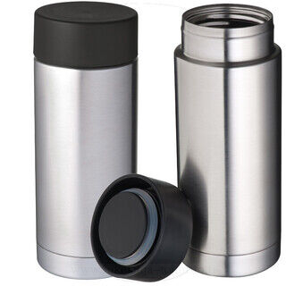 Mini thermal flask made of stainless steel