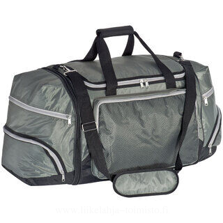 Nylon sports or travel bag