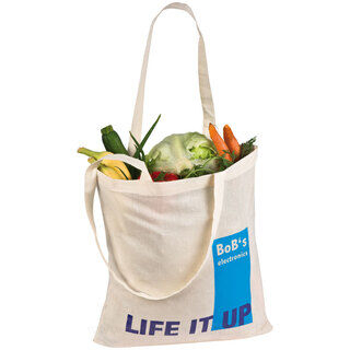 Long-handled shopping bag