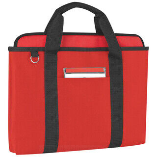 2 in 1 laptop bag made of polyester with removable inner part