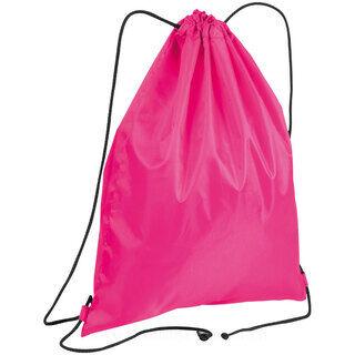 Gym bag made of polyester