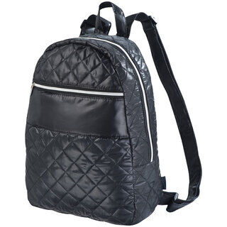 Backpack in quilted design