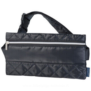 Belt pouch in quilted design