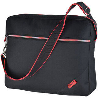 College bag with detachable shoulder straps
