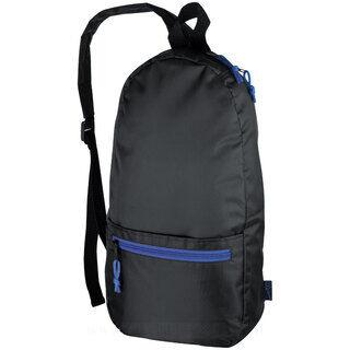 420D polyester one-shoulder backpack