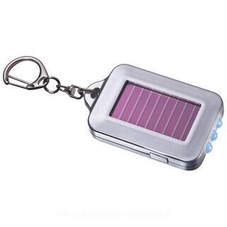 3-fold LED with solar