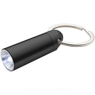 Mini LED light with key ring