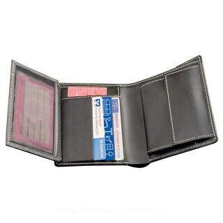 CrisMa Bonded leather wallet