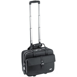 Ferraghini Black laptop trolley