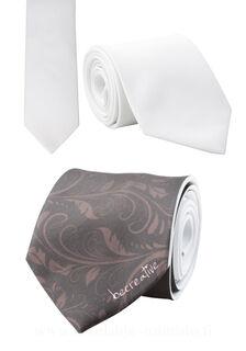 sublimation necktie