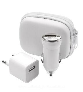 USB charger set