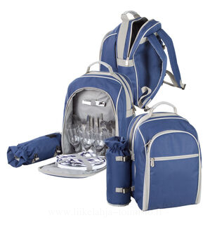picnic backpack for 4 people