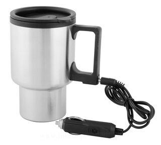 heatable thermo mug