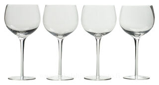 wine glass set, 4 pcs