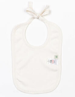Organic Bib with Ties