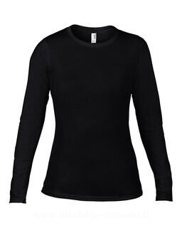 Women`s Fashion Basic LS Tee