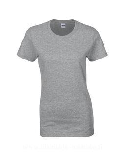 Ladies` Heavy Cotton™ T-Shirt 4. picture