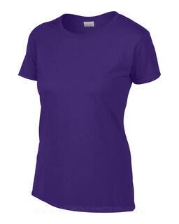 Ladies` Heavy Cotton™ T-Shirt 9. picture