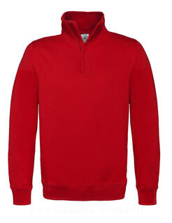 1/4 Zip Sweat