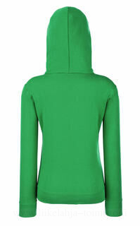 Lady Fit Hooded Sweat