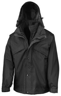 3-in-1 Jacket with Fleece 3. kuva