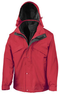 3-in-1 Jacket with Fleece 6. kuva