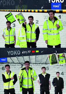 7-in-1 Multifunctional Jacket 3. kuva