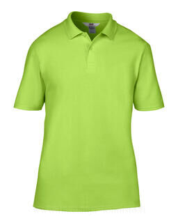 Adult Double Piqué Polo