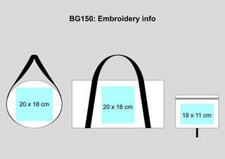 Packaway Barrel Bag 2. picture