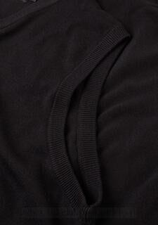 Mens V-Neck Sleeveless Knitted Pullover 5. kuva
