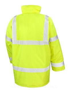 Core High Viz Motorway Coat 4. kuva