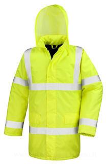Core High Viz Motorway Coat 3. kuva