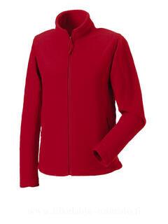 Ladies` Full Zip Fleece