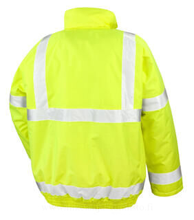 Core High Viz Winter Blouson 4. kuva