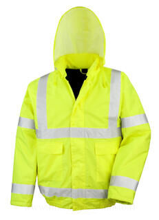 Core High Viz Winter Blouson 3. kuva
