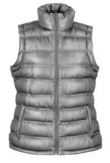 Ladies` Ice Bird Padded Gilet