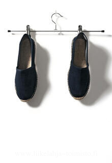 Ladies` Denim Espadrille 2. picture