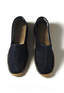 Ladies` Denim Espadrille 3. picture
