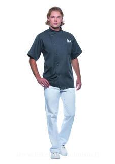 Chef Jacket Gustav Short Sleeve