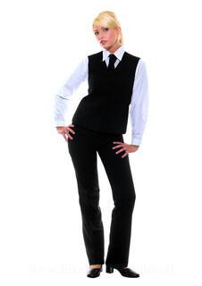 Basic Waistcoat Women 2. kuva