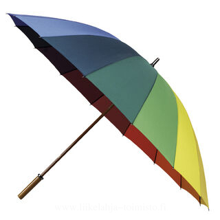 Golf umbrella, 16 panels