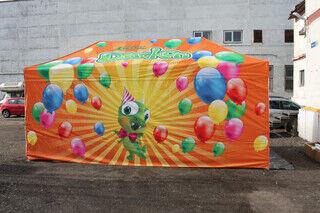 Pop up teltta