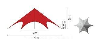 Star teltta 14m