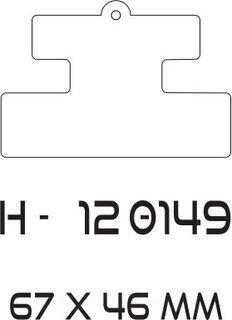 Heijastin H120149