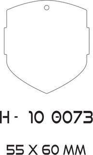 Heijastin H100073