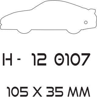 Heijastin H120107