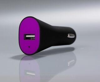 AUTOLAADIJA RUBBY, USB 1A 4. kuva