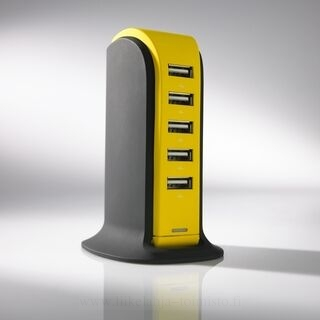 LAADIMISJAAM POWER TOWER, 5 USB 19. kuva