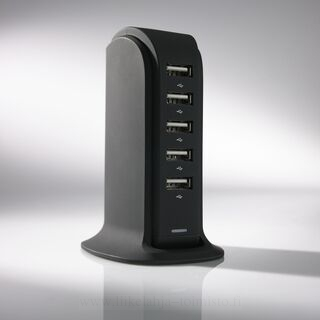 LAADIMISJAAM POWER TOWER, 5 USB 15. kuva