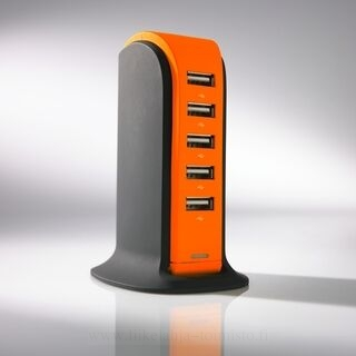 LAADIMISJAAM POWER TOWER, 5 USB 14. kuva